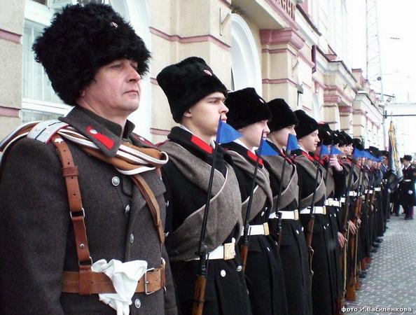флаг войска донского