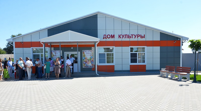 Виталий Борзенко обсудил с представителями общественности развитие культуры в Аксайском районе