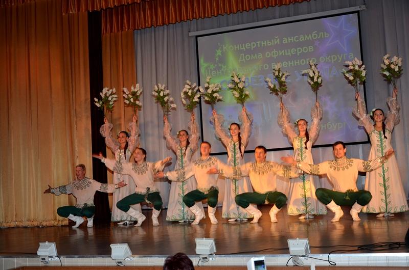 Смотр конкурс ансамблей вооруженных сил екатеринбург